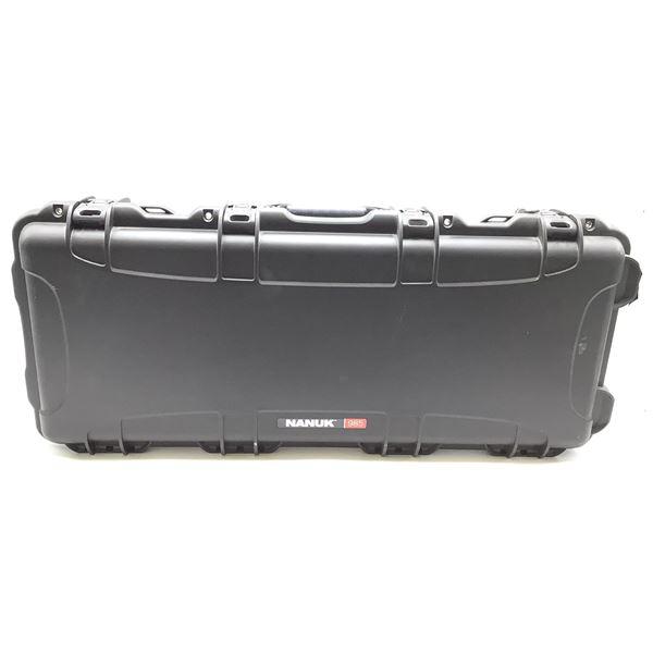 Nanuk 985 AR15 Case W Foam Insert, Black