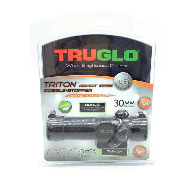 TruGlo Triton Red Dot GobbleStopper, New