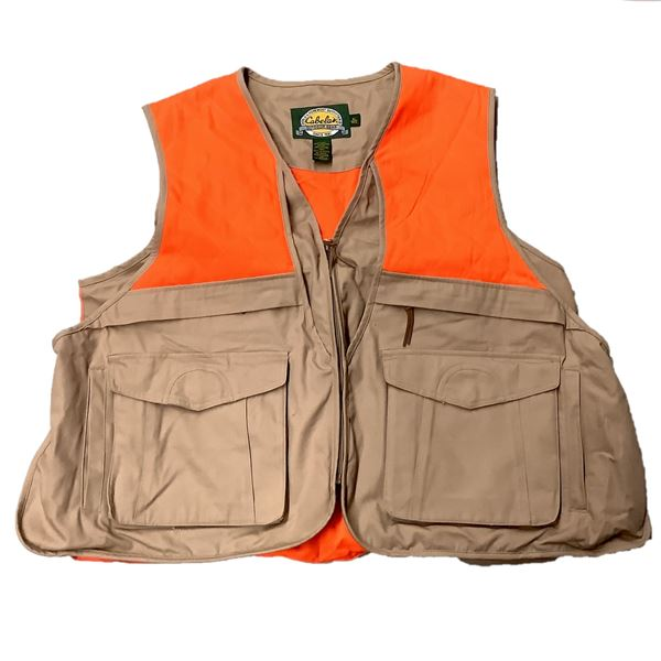 Cabela's Outdoor Gear, Upland Traditions Vest XL