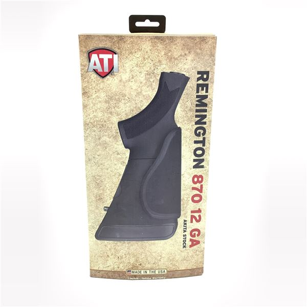 ATI Remington 870 12 Ga Akita Stock, New