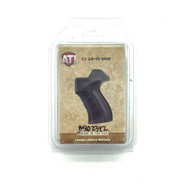 ATI X2 AR-15 Pistol Grip, Black New