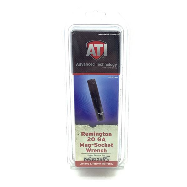 ATI Remington 20 Ga Mag Socket Wrench, New