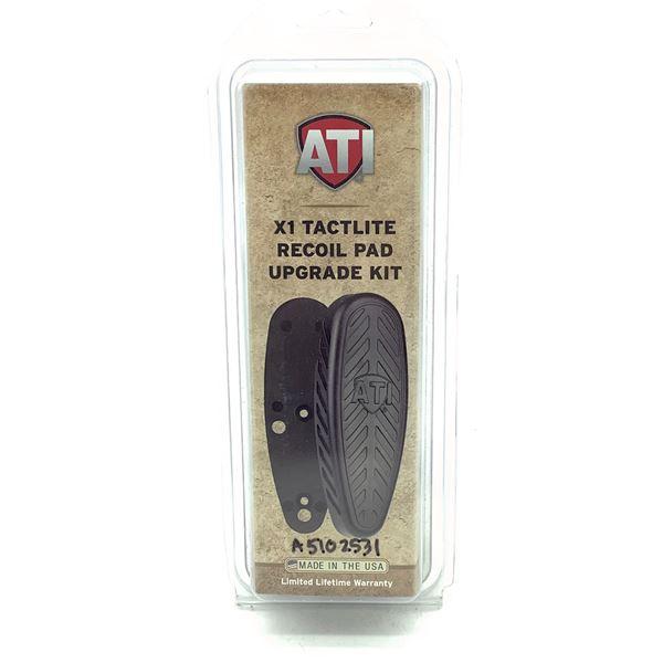 ATI X1 Tactlite Recoil Pad Upgrade Kit, New