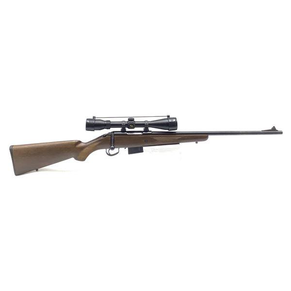 Norinco JW105 Bolt Action 233Rem Rifle with Scope