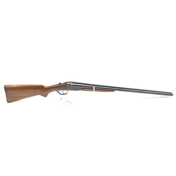 "Stevens 311 Side-by-Side Shotgun, 28"" Barrels, 12 Ga. 2 3/4"", AS-IS"