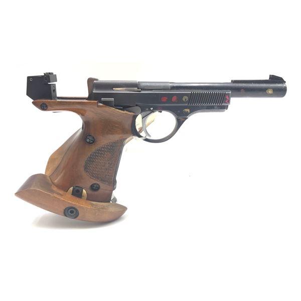 Unique DES-69 Semi-Auto Target Pistol, .22LR