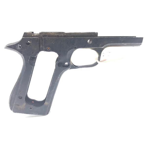 Star Model B Semi-Auto Pistol Stripped Frame, AS-IS