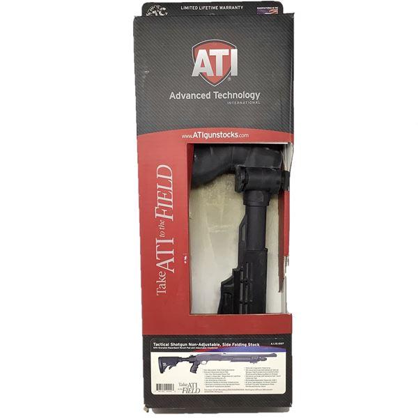 ATI Tactical Shotgun Non-Adjustable Side Folding Stock, New
