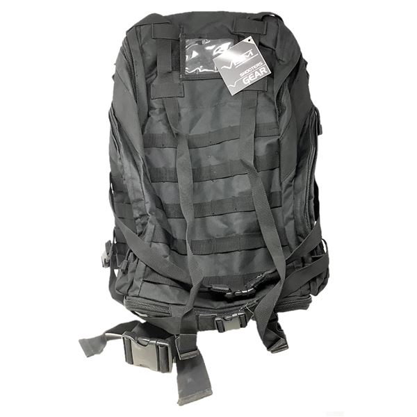 Vism Tactical 3 Day Backpack, New