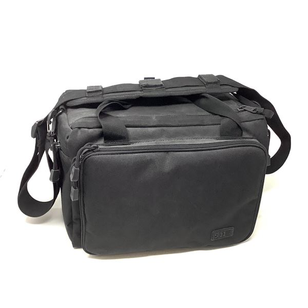 5.11 Range Qualifier Bag w/ Removable Ammo Tote, New
