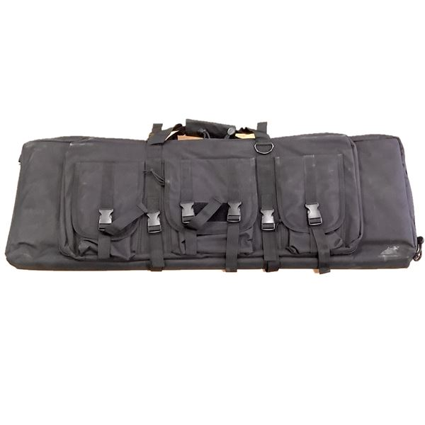 Uncle Mike's Tactical Rifle Case, New
