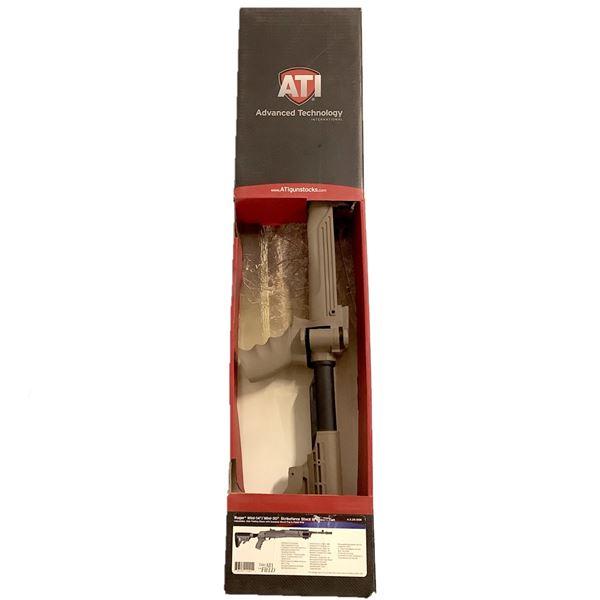 ATI Ruger Mini 14/ Mini 30 StrikeForce Stock in Desert Tan, New