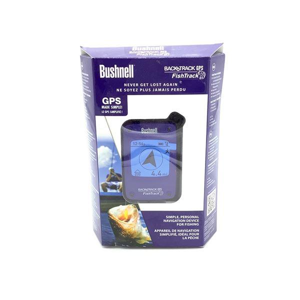 Bushnell Fishtrack GPS, New