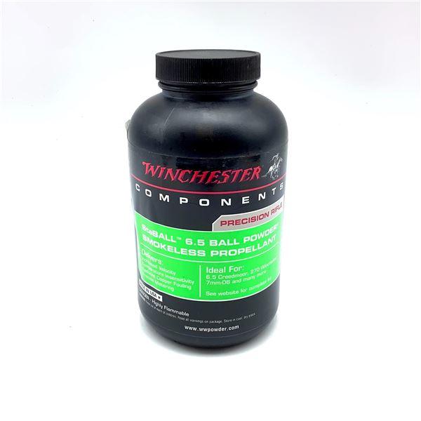 Winchester Staball 6.5 Ball 1 Lb Powder