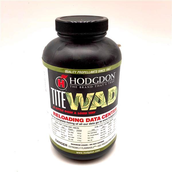 Hodgdon Titewad 14 Oz Powder.  New