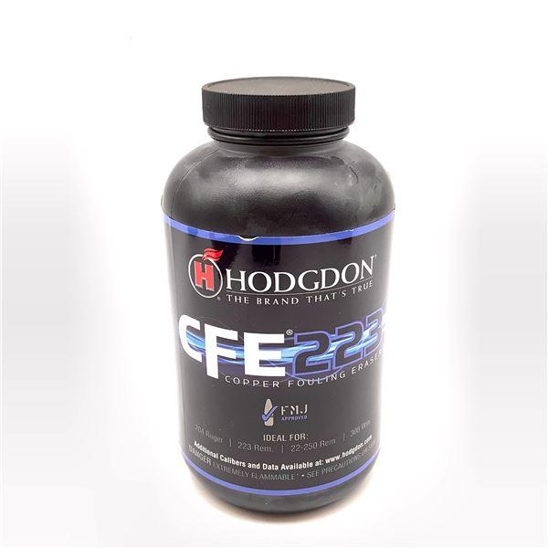 Hodgdon CFE 223 1 Lb Powder, New
