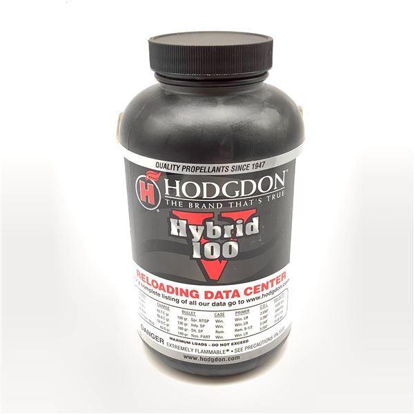Hodgdon Hybrid 100V 1 Lb Powder, New
