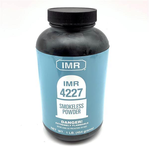 IMR 4227 1 Lb Powder, New