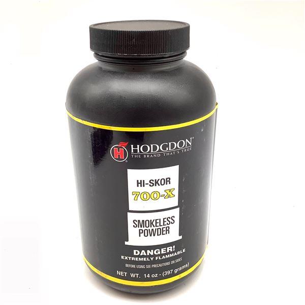 Hodgdon Hi Skor 700X 14 Oz Powder.New