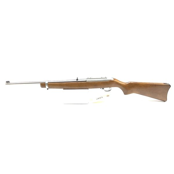 """Ruger Stainless 10/22 carbine, 18"""" Barrel, 22 LR, Semi Auto Rifle"""