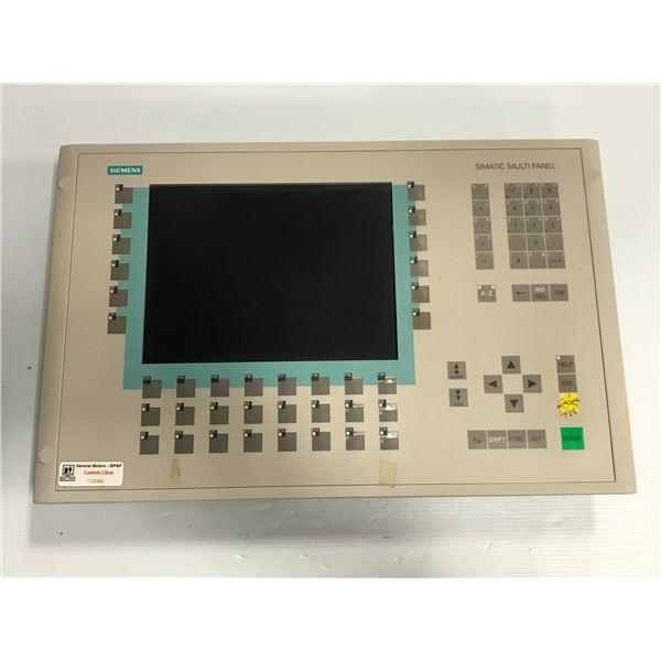 Siemens 1P 6AV6 542-0AG10-0AX0 Multi Panel