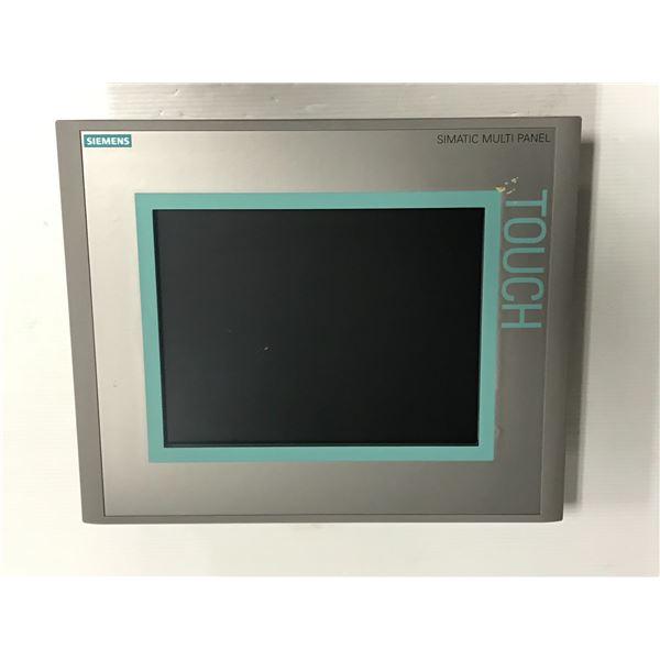 "Siemens 6AV6 643-0CD01-1AX1 MP277 10"" Touch Screen"