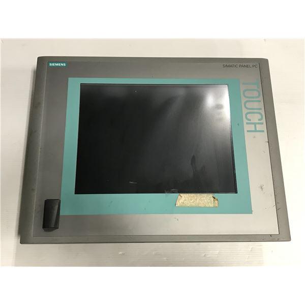 Siemens 6AV7884-0AD20-4EA0 Simatic HMI IPC477C Panel
