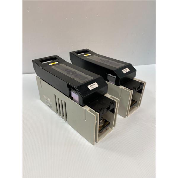 (2) Siemens # 3NH7330 Parts