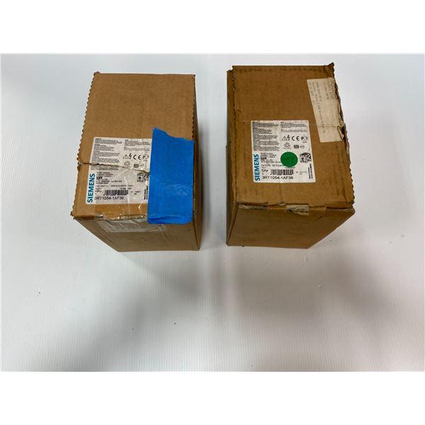 (2) Siemens # 3RH1921-1DA11 Electrical Items
