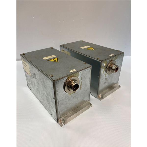 (2) Siemens # 6SN1113-1AA00-1JA1 Voltage Protection Modules