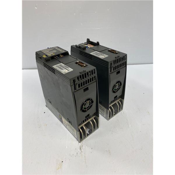(2) Siemens # G120C Uss/MB Units