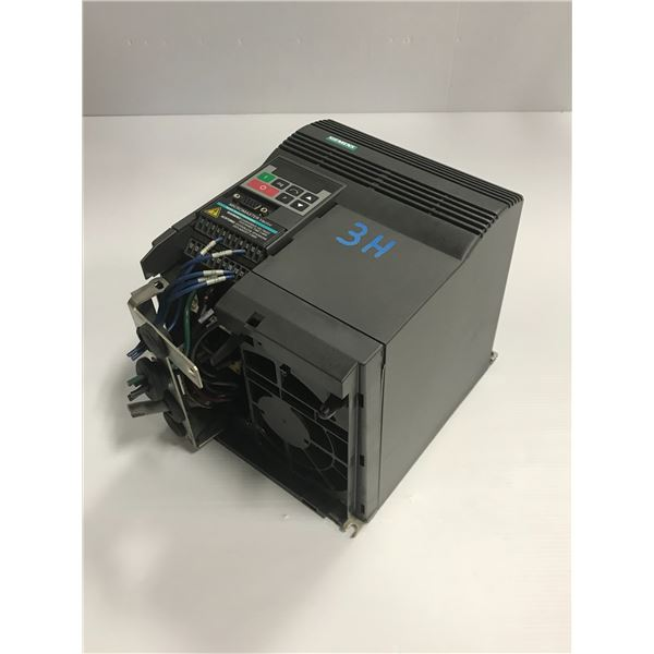 Siemens #6SE3221-5DC40 Micromaster Drive