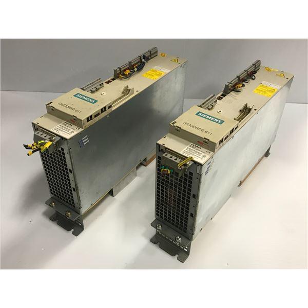 (2) Siemens #6SN1145-1AA01-0AA1 Simodrive