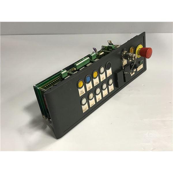 Siemens #6FC5203-0AF28-4AU0 Control Panel