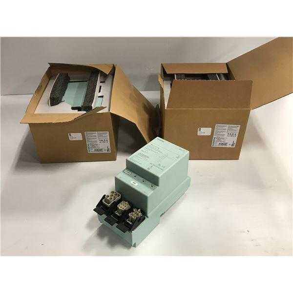 Lot of (3) Siemens #3RK1304-5KS40-4AA0 Modules