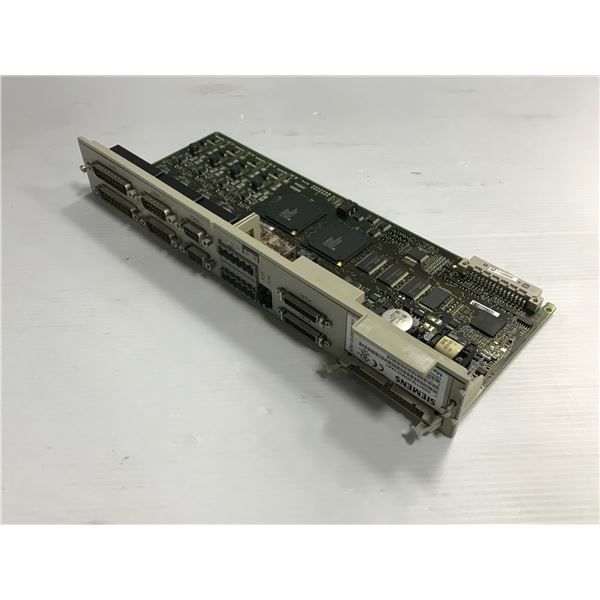 Siemens #6SN1118-0DM33-0AA1 Circuit Board