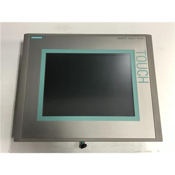 Siemens #6AV6 643-0CD01-1AX1 Touch Display