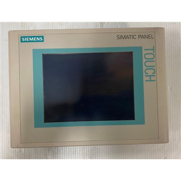 Siemens # 6AV6 642-0BA01-1AX1 Screen