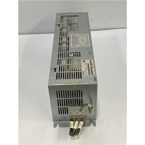 Siemens #6SL 3000-0BE21-6AA0 Line Filter For Active Line Module 16kW 30A 480/275V
