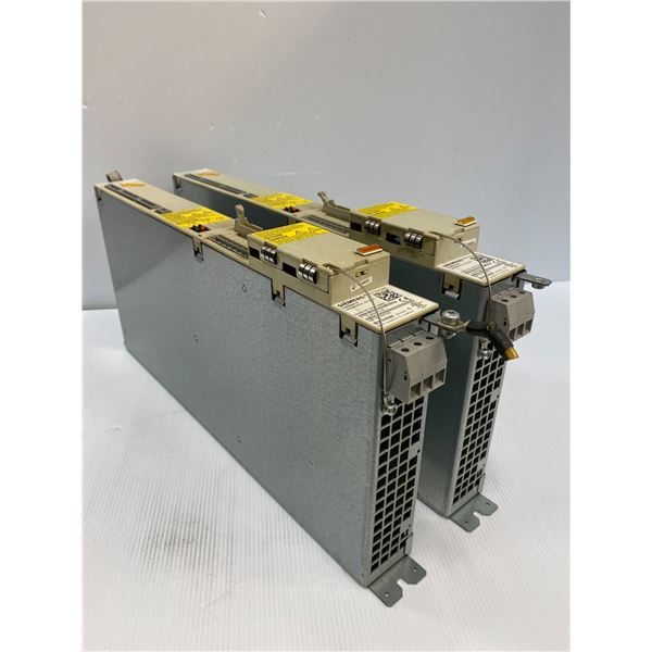 (2) Siemens #6SN1112-1AC01-0AA1 UEB-Modul Int/Ext Simo Drives