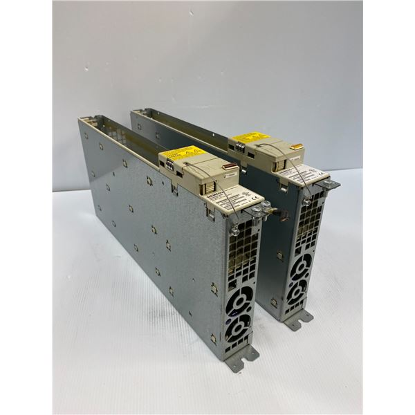 (2) Siemens #6FC5247-0AA00-0AA3 Sinumerik 840D NCU-Box 13A