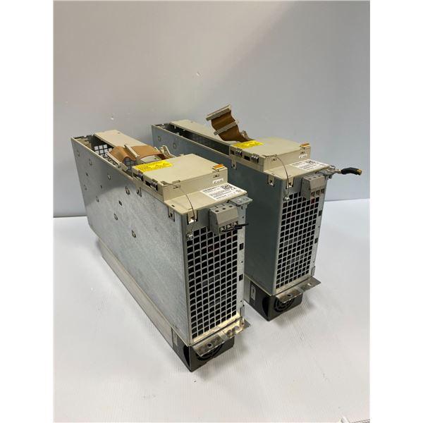 (2) Siemens #6SN1124-1AA00-0DA2 Simodrives LT-Modul EXT 80A