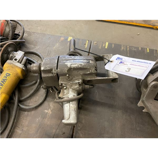 SHOPMATE HEAVY DUTY ELECTRIC INDUSTRIAL DRILL