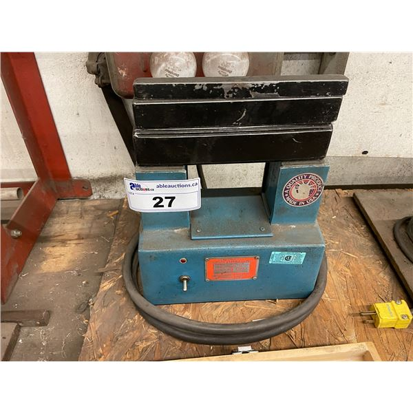 INDUCTION INDUSTRIAL BEARING HEATER
