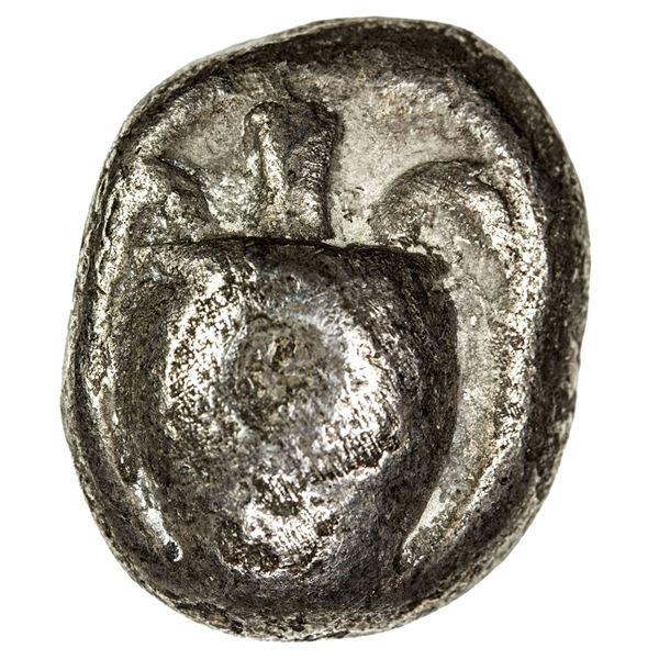 AEGINA: AR stater (11.27g), ca. 510-490 BC. F