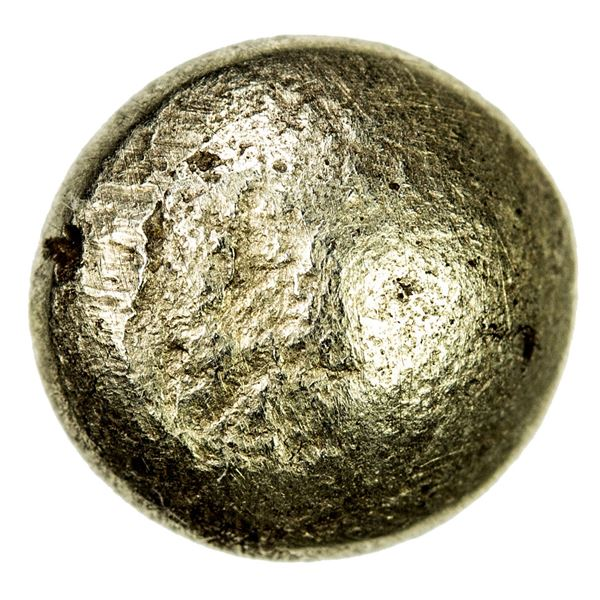 IONIA: Uncertain, EL hemihekte (1/12 stater) (1.09g), ca. 650-600 BC. VF