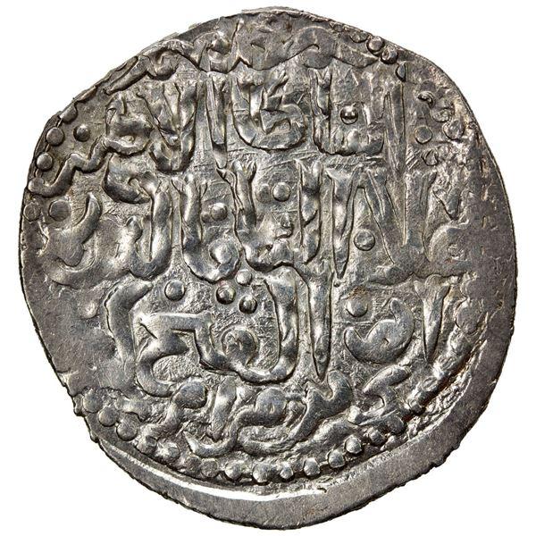 SELJUQ OF RUM: Kayqubad III, 1298-1302, AR dirham (2.21g), Celali Huva, ND. EF