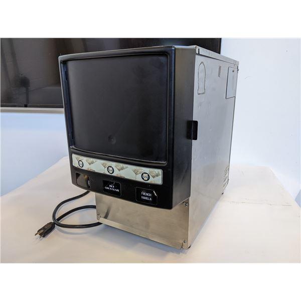 Newco Enterprises Mini Cappuccino coomercial machine Model No. Mini Cap-3 - working condition