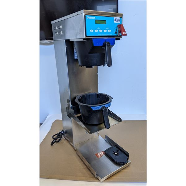 Curtis CB Combo Coffee/Tea Brewer Model no. CBS2000 - working condition