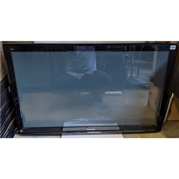 "Panasonic 50"" 720p Plasma TV - Model no. TCP50C4 - Tested Working Condition"